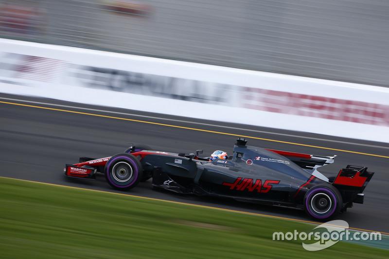 2017. Haas VF-17 Ferrari