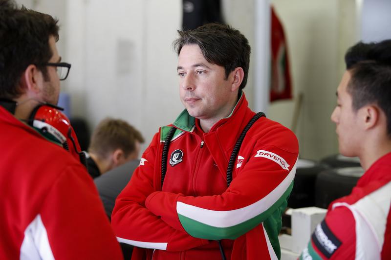 Mattia Oselladore, Technischer Direktor Prema Powerteam