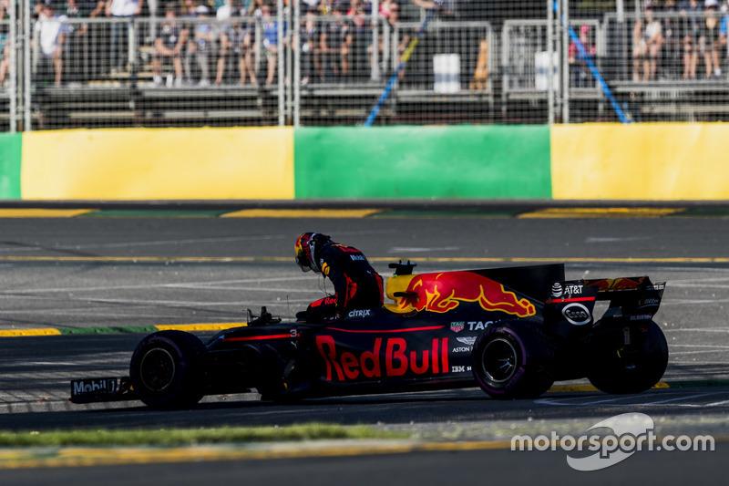 Verlierer: Daniel Ricciardo