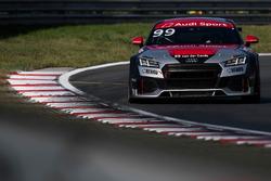 Giedo van der Garde in Audi Sport TT Cup