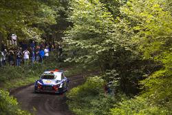 Дани Сордо и Марк Марти, Hyundai i20 Coupe WRC, Hyundai Motorsport