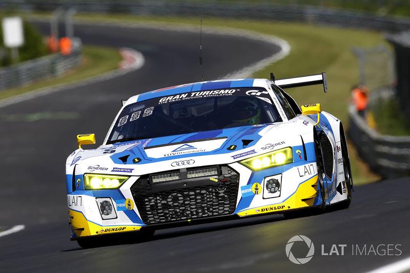 19. #5 Phoenix Racing, Audi R8 LMS