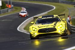 #47 Mercedes-AMG Team HTP Motorsport, Mercedes-AMG GT3: Sebastian Asch, Dominik Baumann, Stefan Mücke, Christain Hohenadel