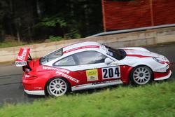 Richard Winiger, Porsche 997 GT3 Cup, Ecurie Sporting Romont, 2. Rennlauf