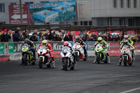 Старт гонки класів Суперспорт-600 та Супербайк