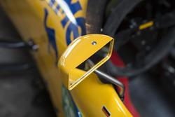 Benetton B191, mirror