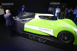 El Panoz Racing GT-EV
