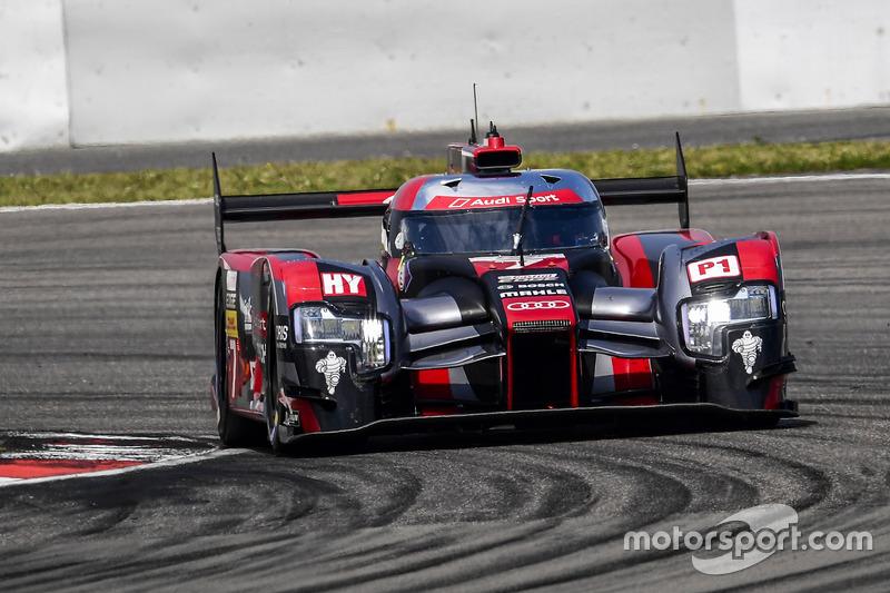 3. LMP1: #7 Audi Sport Team Joest, Audi R18: Marcel Fässler, Andre Lotterer