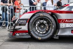 Audi Sport Team Joest, Audi R18 e-tron quattro: Rad