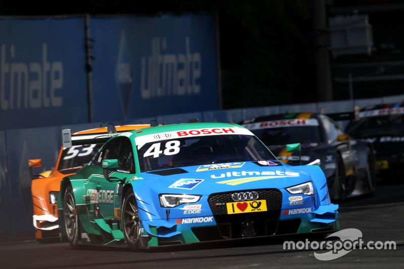 Norisring 1: Edoardo Mortara (Abt-Audi)