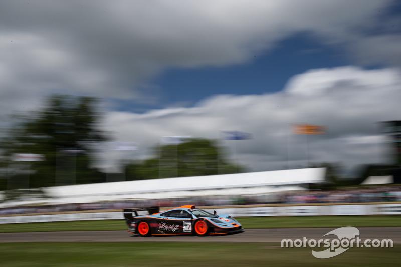McLaren F1 GTR Longtail - Lionel Robert