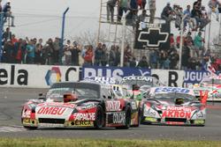 Facundo Ardusso, JP Racing Dodge, Guillermo Ortelli, JP Racing Chevrolet
