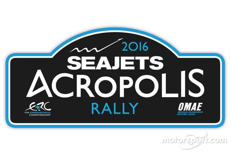 SEAJETS Acropolis Rally, logo