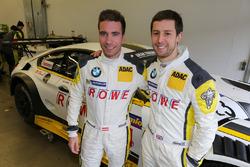 Philip Eng, Alexander Sims, ROWE Racing, BMW M6 GT3