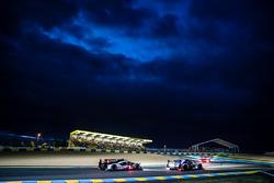 #41 Greaves Motorsport Ligier JSP2 Nissan: Memo Rojas, Julien Canal, Nathanael Berthon and #1 Porsche Team Porsche 919 Hybrid: Timo Bernhard, Mark Webber, Brendon Hartley