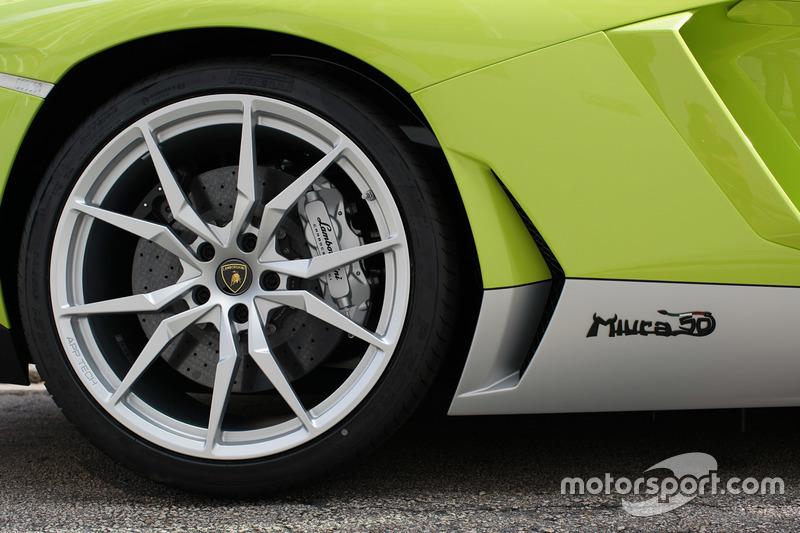 Lamborghini Aventador, Miura-Edition