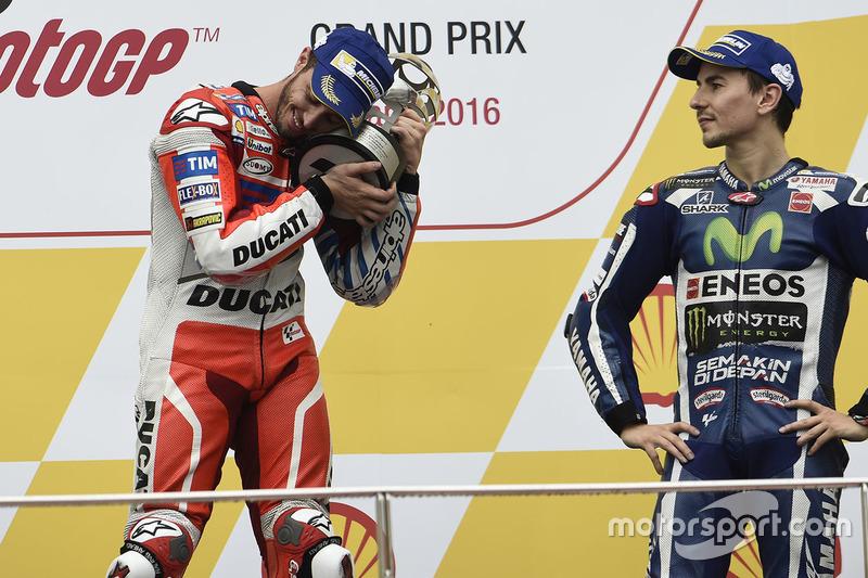 2016 : Andrea Dovizioso (Ducati Team)
