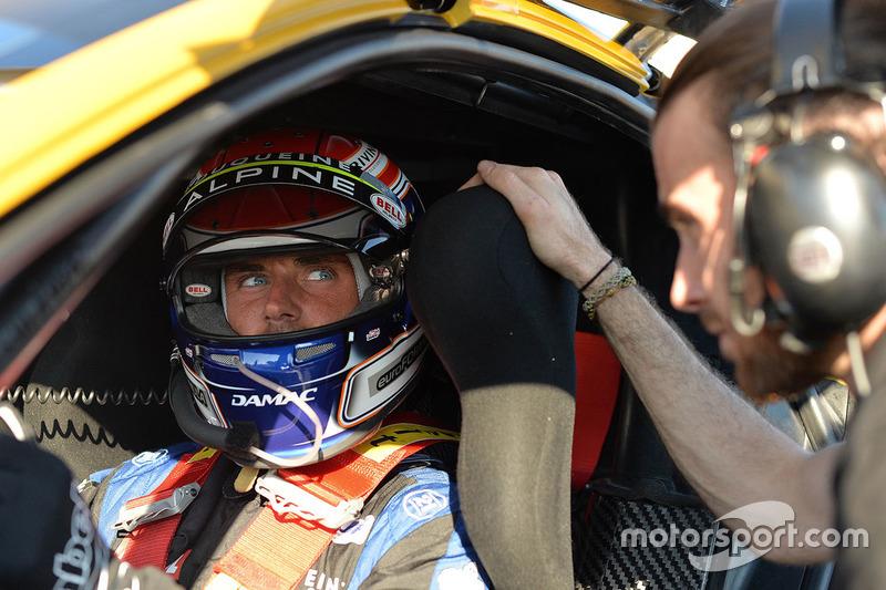 #16 Team Duqueine Renault RS01: Nelson Panciatici