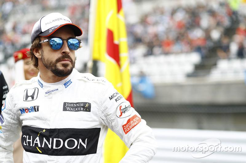 Bevestigd: Fernando Alonso