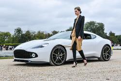 Aston Martin Vanquish Zagato Coupe
