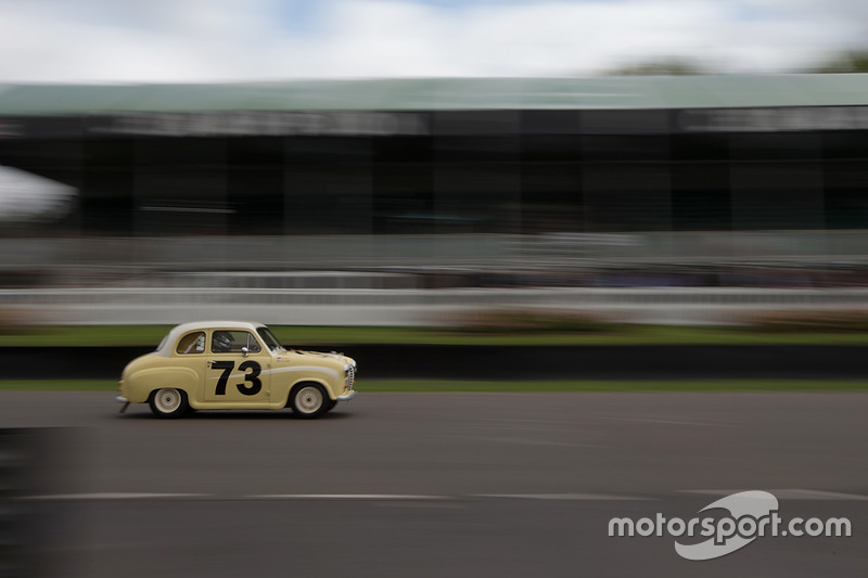Austin A35 - 1959 - Paul Radisich