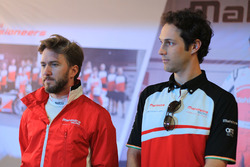 Nick Heidfeld und Bruno Senna, Mahindra Racing