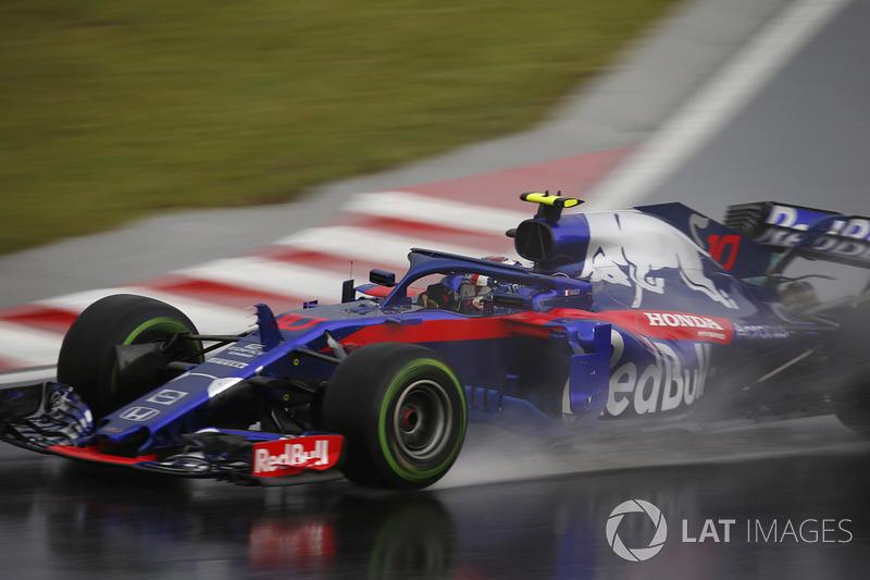 8: Brendon Hartley, Scuderia Toro Rosso STR13, 1'38.128