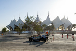 Saeed Almouri, driving the Ariel Atom Cup in ROC Factor Saudi Arabia at ROC Factor Middle East