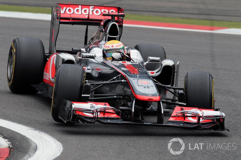 2011: Льюис Хэмилтон, McLaren MP4/26