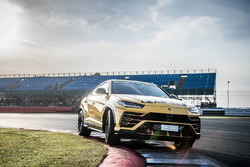 Lamborghini Urus, Lamborghini Super Trofeo Europe Leading car