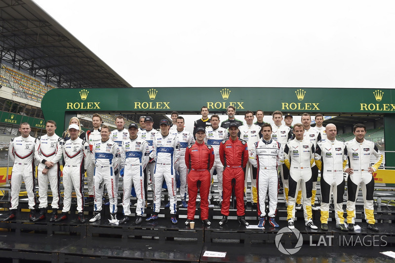 2018 24 Hours of Le Mans IMSA class