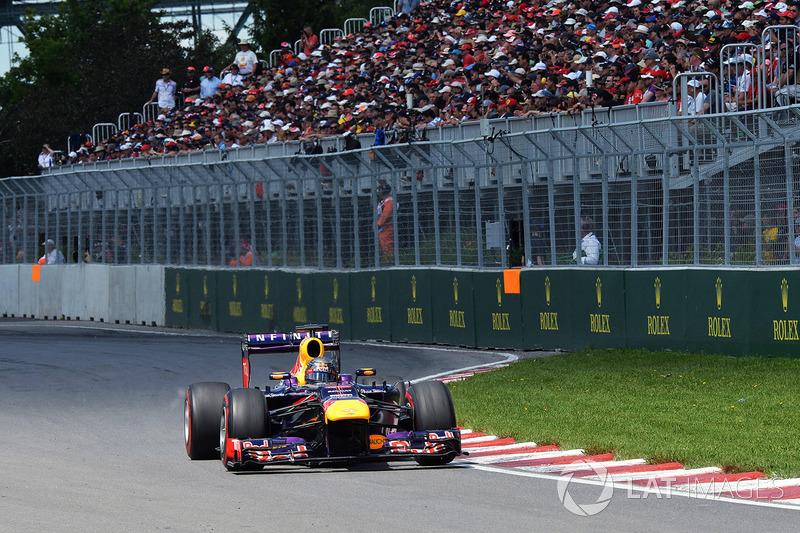 2013: Себастьян Феттель, Red Bull RB9 Renault