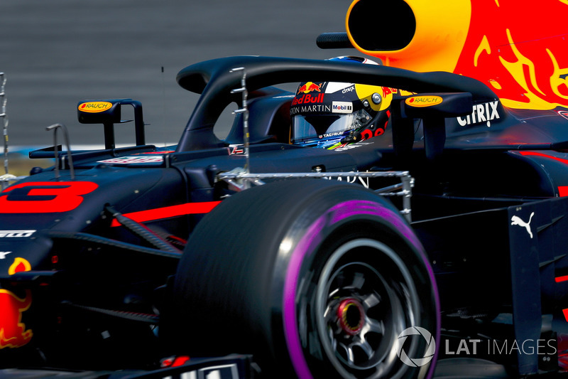 5. Даніель Ріккардо, Red Bull — 106