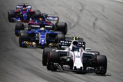 Ленс Строл, Williams FW40, Маркус Ерікссон, Sauber C36, Брендон Хартлі, П'єр Гаслі, Scuderia Toro Rosso STR12