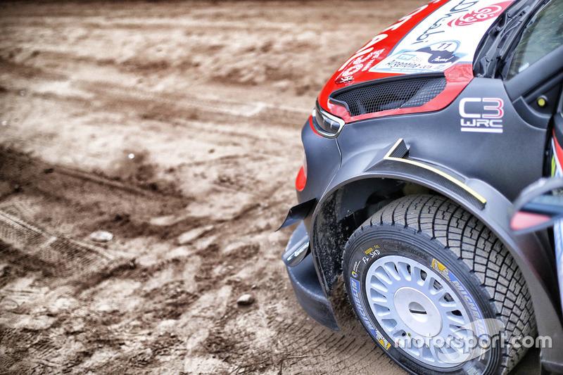 Citroën World Rally Team, dettaglio