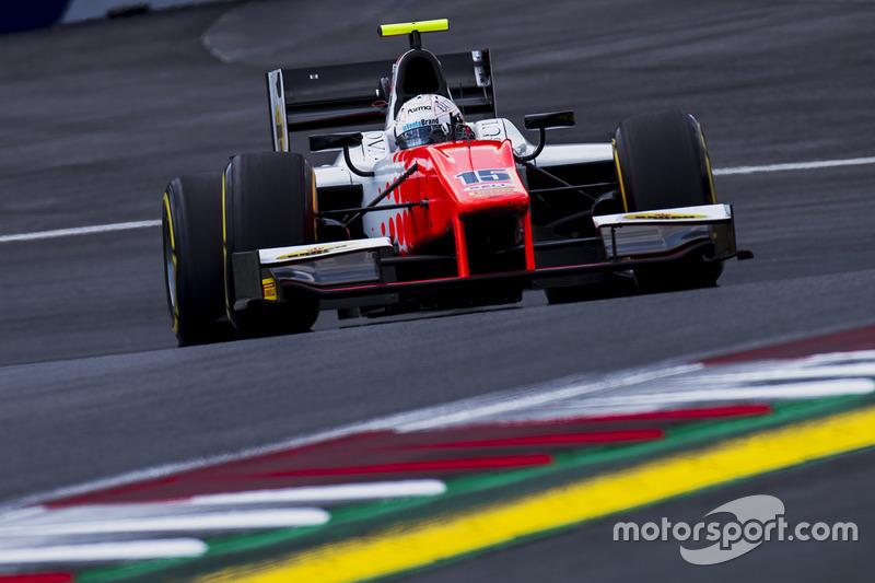 Джордан Кинг, MP Motorsport