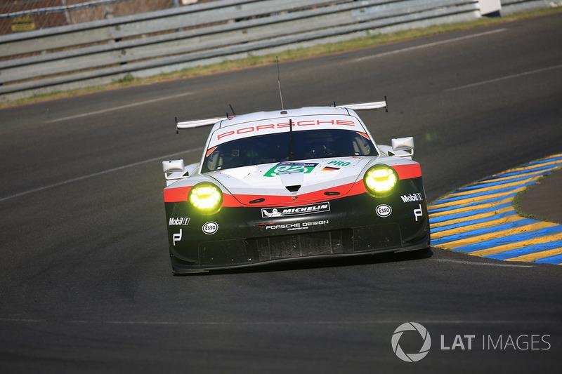 5. LMGTE-Pro: #92 Porsche Team, Porsche 911 RSR