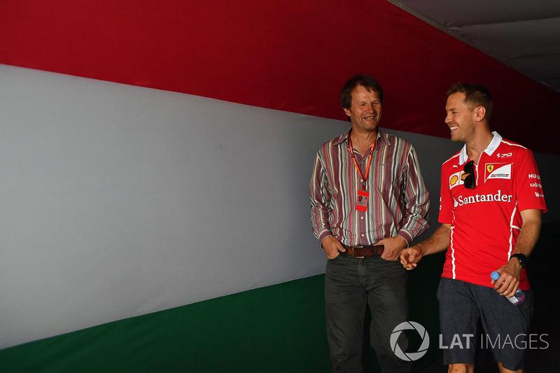 Кімі Райкконен, Ferrari, журналіст Міхаель Шмідт