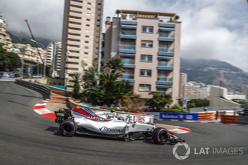 Ausfall: Lance Stroll, Williams FW40