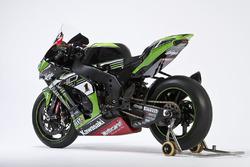 Bike of Jonathan Rea, Kawasaki Racing, Ninja ZX-10RR