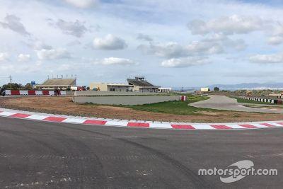 Timo Scheider Mallorca track