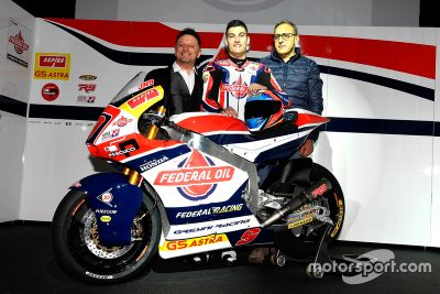 Lanzamiento Gresini Racing Team