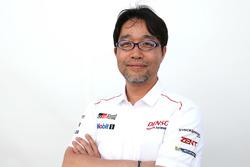 Президент Toyota Gazoo Racing и Toyota Motorsport GmbH Хисатаке Мурата