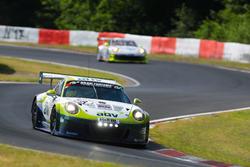 Stefan Aust, Felipe Fernández Laser, Ralf Överhaus, Porsche 911 GT3 Cup-MR