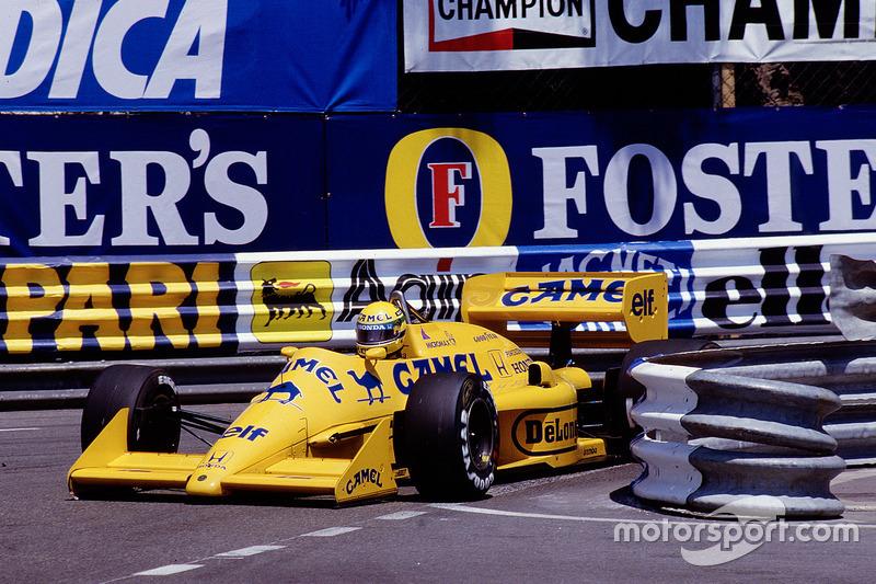 Айртон Сенна, Team Lotus Honda 99T