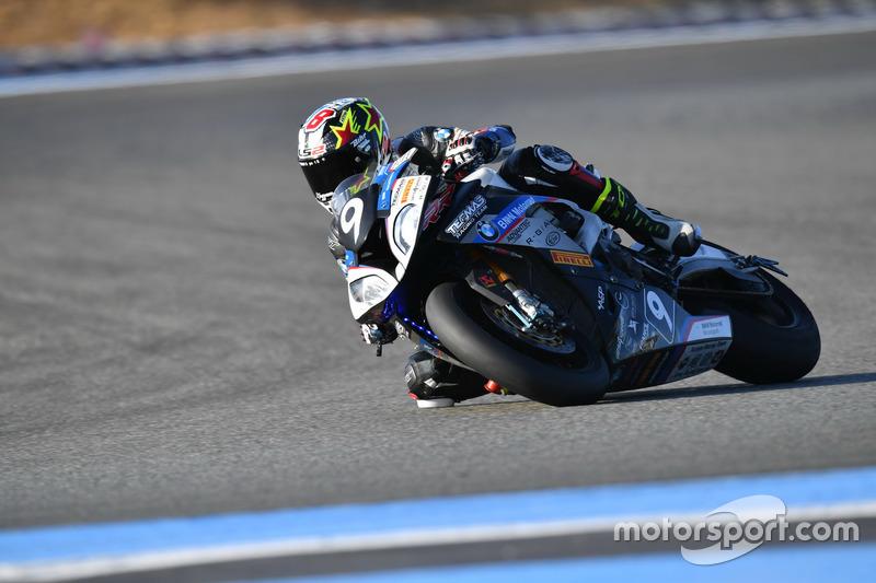 DNF - #9 TECMAS BMW, BMW: Kenny Foray, Julien da Costa, Camille Hedelin