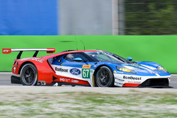 #67 Ford Chip Ganassi Racing Ford GT: Энди Приоль, Харри Тикнелл