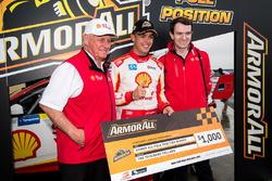 Polesitter: Scott McLaughlin, Team Penske, Ford, mit Ryan Story