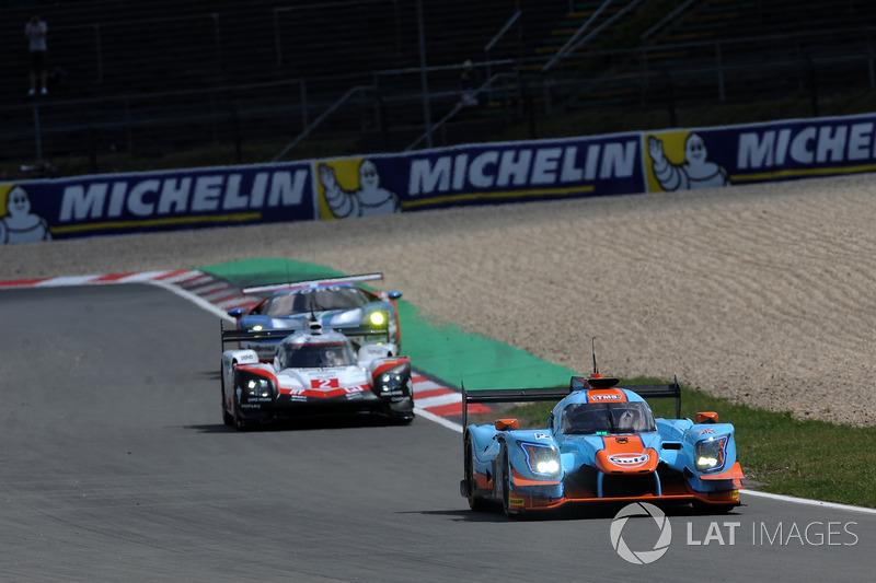 #34 Tockwith Motorsports Ligier JS P217 Gibson: Найджел Мур, Філіп Хенсон, #2 Porsche Team Porsche 919 Hybrid: ТІмо Бернхард, Ерл Бембер, Брендон Хартлі, #67 Ford Chip Ganassi Racing Ford GT: Енді Пріоль, Гаррі Тінкнелл