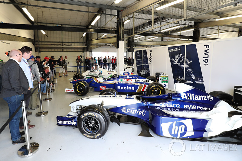 Williams FW 26 BMW